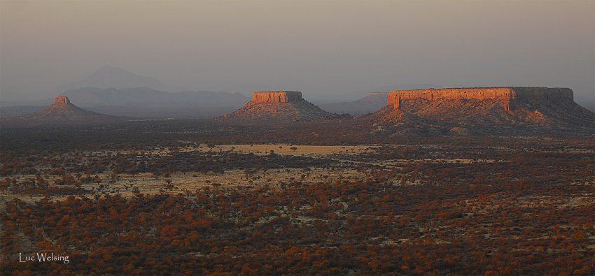 Namibie, 2010