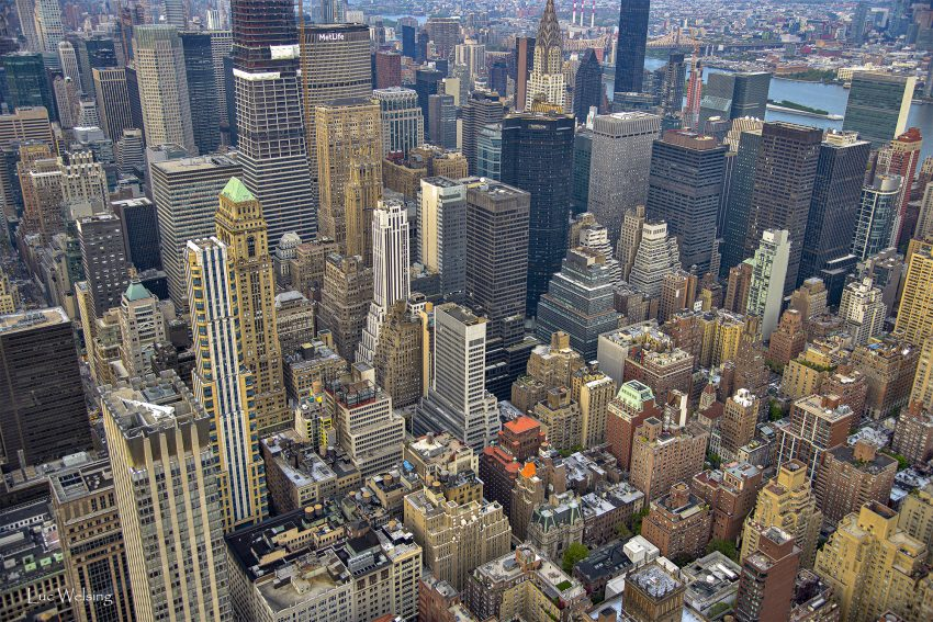 NYC, tout le monde aura reconnu, même sans y être jamais allé. Mai 2019