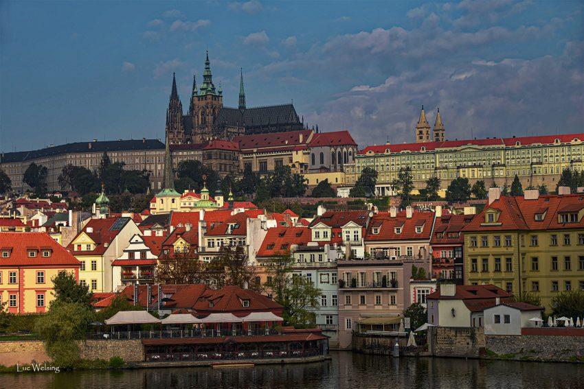 Le saint des saints, cathédrale Saint Guy et palais royal, Prague, septembre 2018