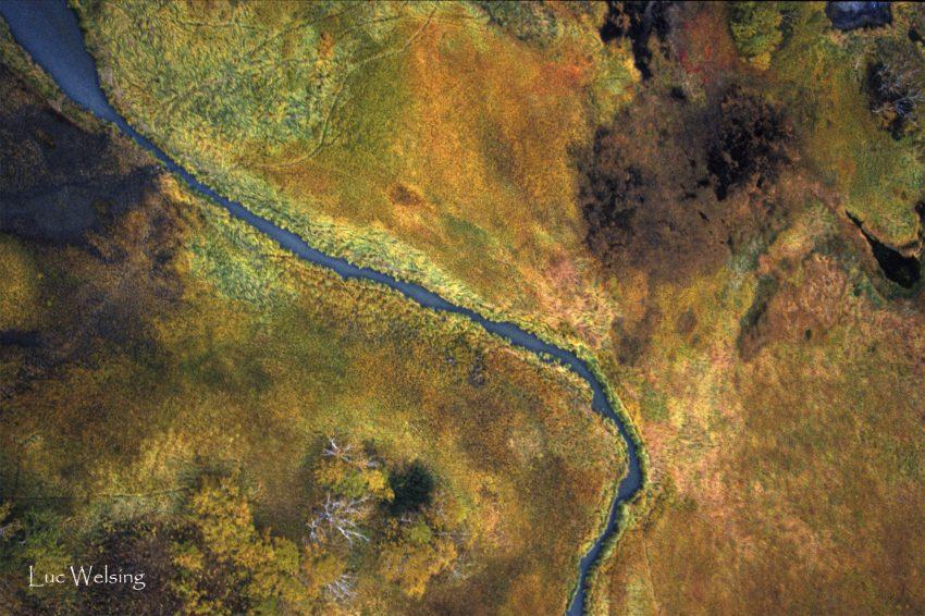 Caldeira d'Uzon, Kamtchatka, Russie, 2003